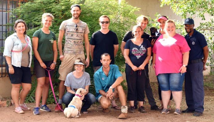 SPCA steri-drive team