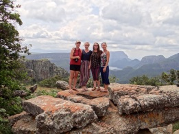 Our volunteers enjoyed their trip to Kruger and Blyde River Canyon!