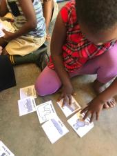Young learners begin to understand habitats