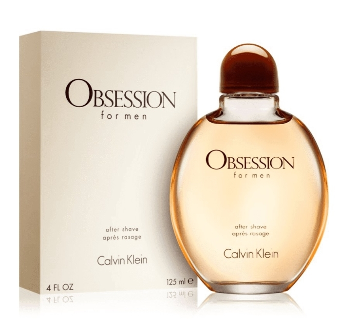 Calvin Klein: Obsession. For men (and cats!)